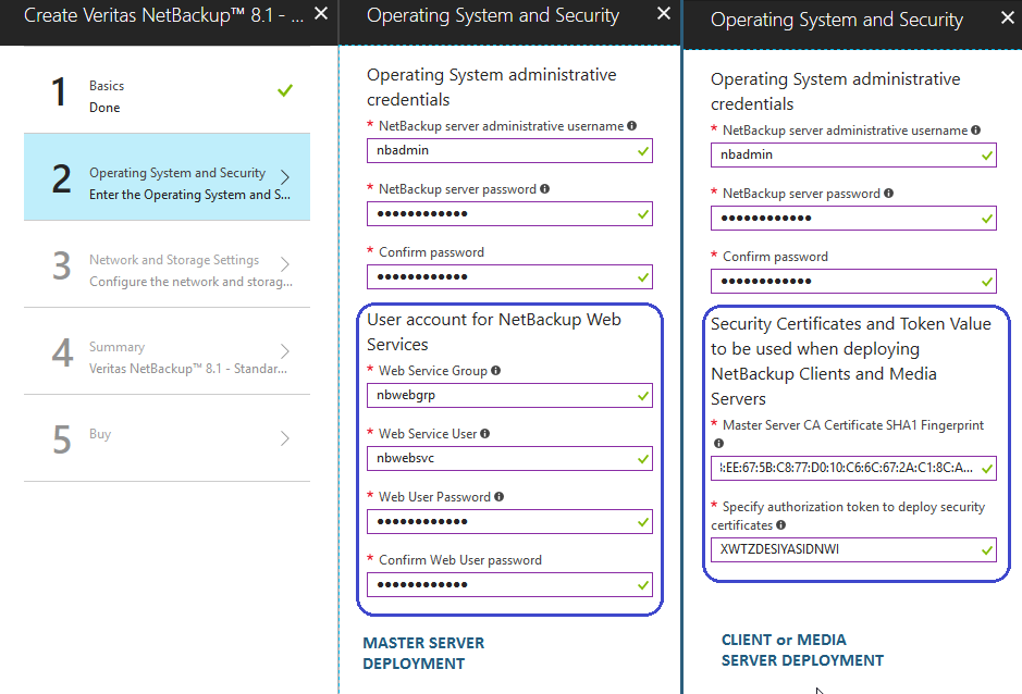 Figure 2 - OS and NB Security
