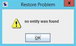 Error in Java BAR GUI